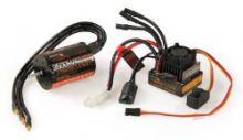 ESC and Motor Combo Brushless Reaktor