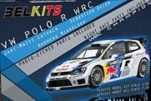 VW Polo R WRC Red Bull