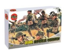 Airfix WWII Japanese Infantry 1:72 (A01718)