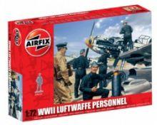 Airfix Luftwaffe Personnel 1:72 (A01755)