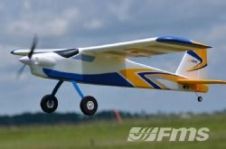 FMS 1220mm Super EZ Trainer V2 RTF with Floats
