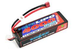 Voltz 4000Mah 7.4V 30C Hard Case Lipo Stick Battery Pack
