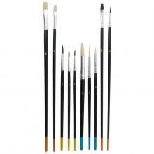 Mixed brush set 6pcs