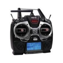 Graupner MZ-12 6-Channel 2.4GHz HoTT Tx & GR-12L Receiver