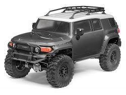 HPI Venture Crawler Toyota FJ Cruiser Gunmetal 1/10 4WD Electric Crawler
