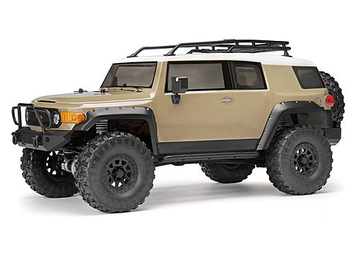 HPI Venture Crawler Toyota FJ Cruiser Sandstorm 1/10 4WD Electric Crawler