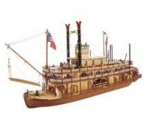 Artesania Latina Mississippi Paddle Steamer