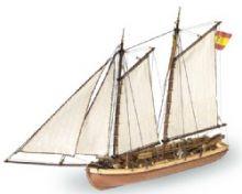 Artesania Latina Principe de Asturias longboat