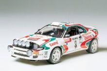 Tamiya Toyota Celica GT-4 '93 Monte-Carlo Rally