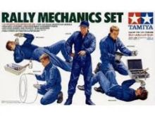 Tamiya Rally mechanics