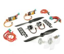 TwinStar BL Brushless Power Set