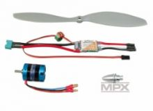 Multiplex MPX Power drive Parkmaster 3D tuning