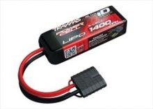 Traxxas 1400mAh 11.1V 3S 25C LiPo Battery - All 1/16