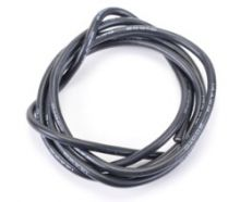 Silicone Wire Black 16 AWG - 1Mtr
