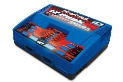 Traxxas EZ Peak Plus Dual Charger 100W NiMH/LiPo ID