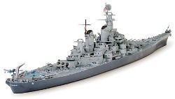 Tamiya US Navy Battleship Missouri 1/700 scale