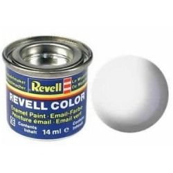 Revell Enamel Paint number 4 gloss white