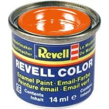 Revell Enamel Paint number 30 gloss orange