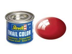 Revell Enamel Paint number 34 gloss ferrari red