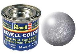 Revell Enamel Paint number 91 metallic steel