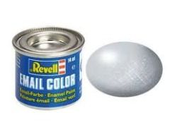 Revell Enamel Paint number 99 metallic aluminium