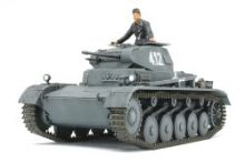 German Panzer II A/B/C - French Campaign 1/48th