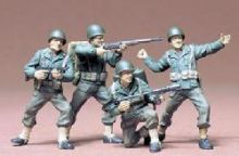 Tamiya US Army Infantry 1/35th