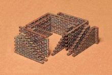 Tamiya Brick wall set 1/35th
