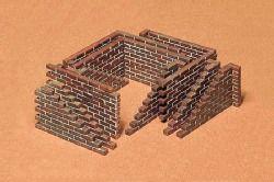 Tamiya Brick wall set 1/35th