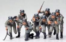 Tamiya German Assault troops 1/35th