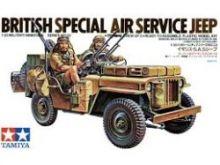 Tamiya British SAS Jeep 1/35th