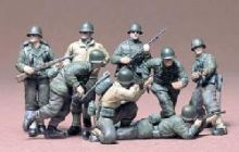 Tamiya US Infantry European Theater 1/35th