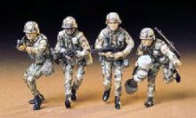 Tamiya U.S.Modern Army Infantry Set 1/35th