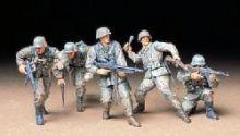 Tamiya German Front-Line Infantrymen 1/35th