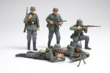 Tamiya German Infantry Set - (French Campaign)