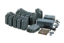 Tamiya German Jerry Can Set - Early Type