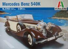 Italeri Mercedes Benz 540K