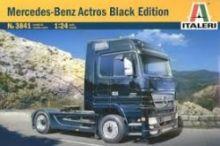 Italeri Mercedes Benz Actros Black Edition