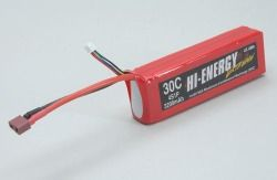 Hi-Energy Extreme 4S 14.8v 3200mAh 30C Li-Po