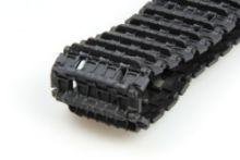 Plastic tank tracks (2) (3869)