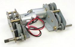 Stug III metal gearbox motor set (3848/49/68)