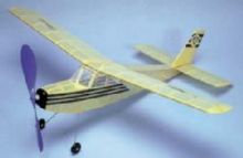 West Wings Topaz wooden aircraft kit