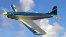 West Wings Pinto 3ch R/C 36ins kit