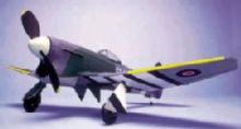 West Wings Wingleader Tempest wooden aircraft kit