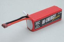 Hi-Energy Extreme 5S 18.5v 4500mAh 30C Li-Po