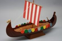 Dumas Viking Ship (1011)