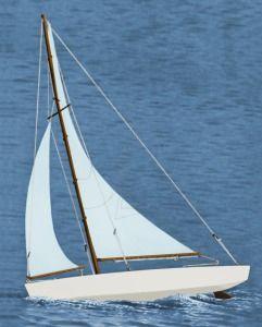 Dumas Ace Sloop Kit (1102)