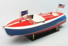 Dumas 16ft Chris-Craft painted Racer