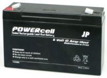 6v 10a Lead acid gel battery