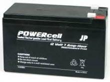 12v 7a Lead acid gel battery